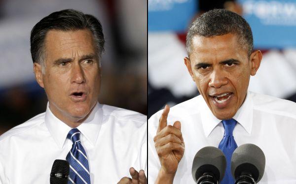 Millones de personas verán hoy debate entre Barack Obama y Mitt Romney