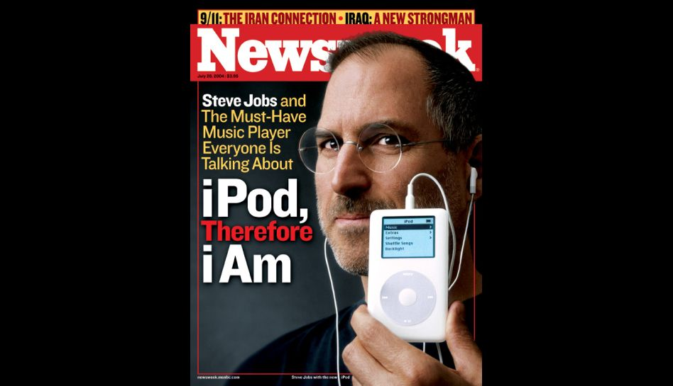 Steve Jobs acaparó portadas de importantes revistas durante más de tres décadas [FOTOS]