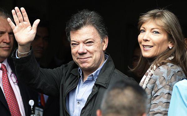 Juan Manuel Santos fue operado exitosamente de la próstata