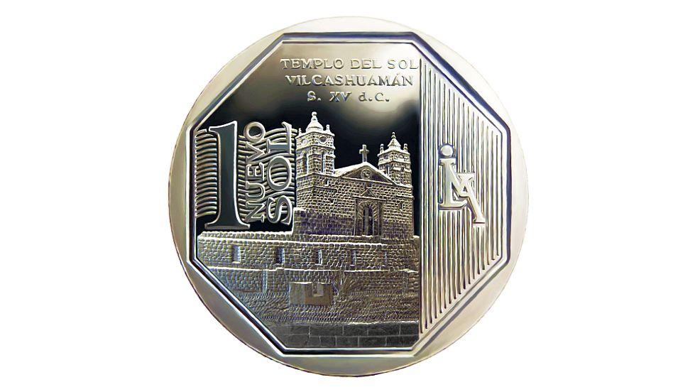 FOTOS: las quince monedas de S/.1 de la serie numismática