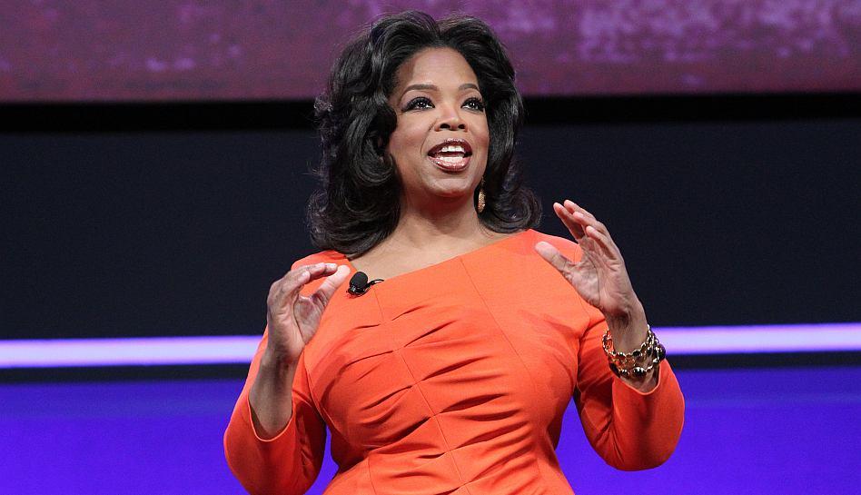 Oprah Winfrey denunció haber sido víctima de racismo en Suiza
