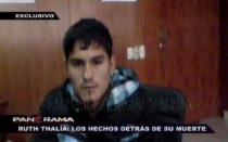 VIDEO: así confesó Bryan Romero el asesinato de Ruth Thalía Sayas - Noticias de bryan romero