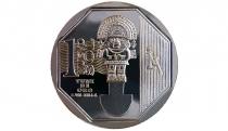 FOTOS: las trece monedas de S/.1 de la serie numismática