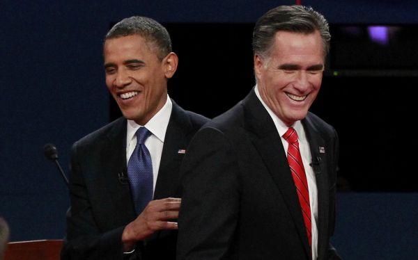 (Editorial) Obama Vs. Romney