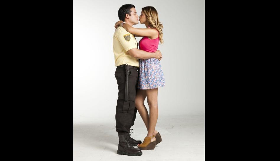 """FOTOS: """"Mi amor el wachimán"""", una historia de amor que arrasa con el ráting"""