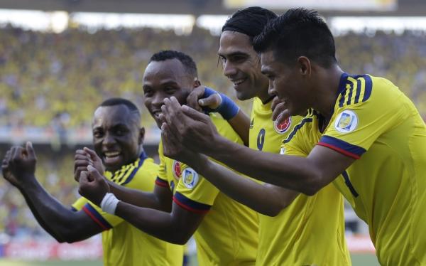 Colombia  dio a conocer la lista de jugadores para enfrentar a Paraguay