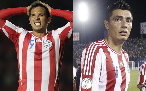 Roque Santa Cruz y Cardozo quedaron fuera de la lista de Paraguay para enfrentar a Perú