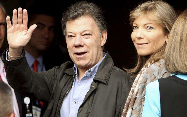 Juan Manuel Santos salió de clínica tras operación de cáncer de próstata