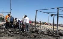 Arequipa: explosión en taller pirotécnico remeció Cerro Colorado - Noticias de discamec