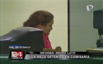 Hermana de Abencia Meza fue detenida con S/.2.200 falsos - Noticias de ericka gamarra