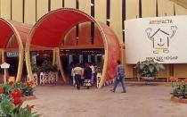 Te llama la llama: así vivían la Feria del Hogar los lectores de elcomercio.pe - Noticias de lander rodriguez lima