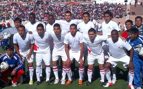 Perú venció 5-0 a Cienciano en partido amistoso de preparación