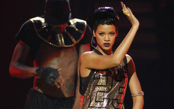 Rihanna elegida la artista más importante de las últimas dos décadas por Billboard