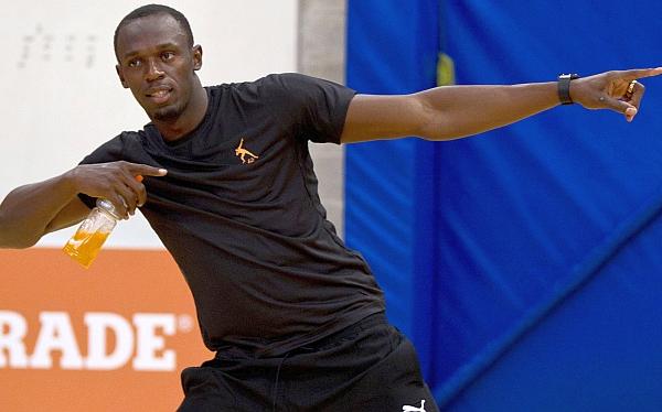 Usain Bolt descartó el salto y buscará un tercer triplete en Río 2016