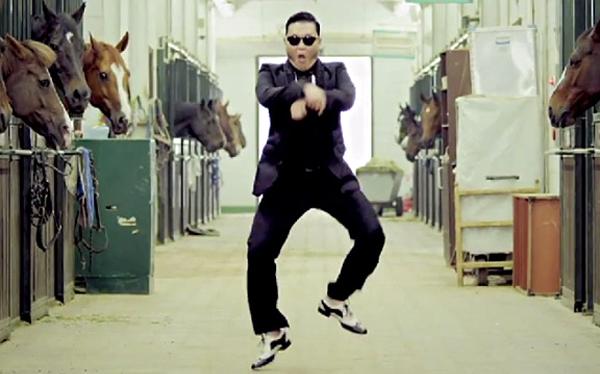 """""""El baile del caballo"""" superó las 400 millones de vistas en YouTube"""
