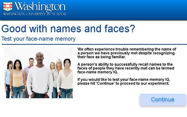 Pon a prueba tu memoria en 10 minutos con este test