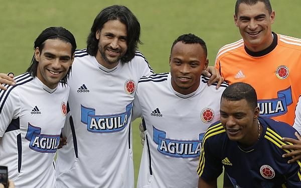 """Falcao: """"Paraguay fue a los últimos mundiales, no podemos confiarnos"""""""