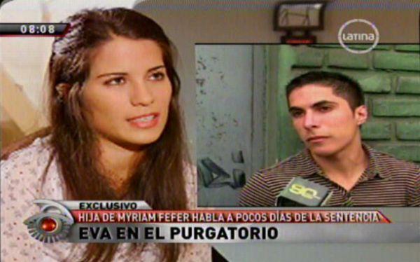 """Eva Bracamonte: """"Si la sentencia es condenatoria, seguiré tratando de demostrar inocencia"""""""