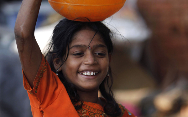 La ONU celebra por primera vez el Día Internacional de la Niña