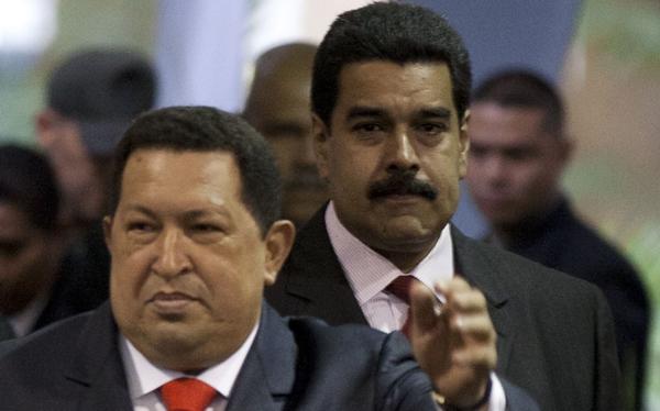 PERFIL: Nicolás Maduro, de chofer de bus a vicepresidente de Venezuela