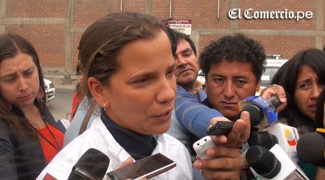 """Hermana de Liliana Castro: """"No hay pruebas de que ellas hayan contratado a nadie"""""""