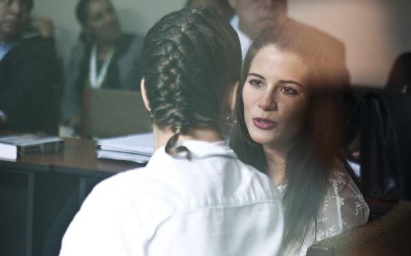 """""""Desmayo de Eva Bracamonte no es parte de una argucia"""", dice su abogado"""
