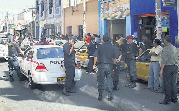 Los asesinatos cometidos por sicarios han aumentado en Chincha e Ica