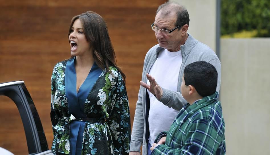 Sofía Vergara, la mujer latina más poderosa en imágenes