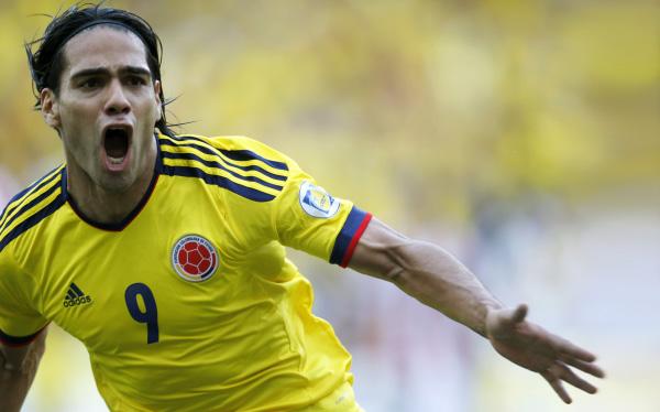 VIDEO: Radamel Falcao dio cátedra de cómo vencer el arco de Paraguay