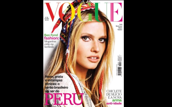 Revista Vogue de Brasil promociona al Perú como destino turístico