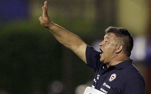 Borghi tiembla debido a la última derrota de Chile en las Eliminatorias