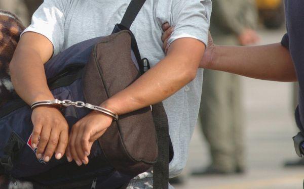 Terrorista fue capturado y presentado por policías de la Dircote