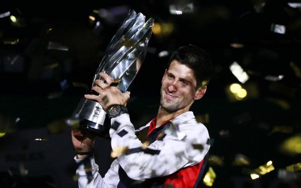 Djokovic venció a Murray y se coronó en el Masters 1000 de Shangái