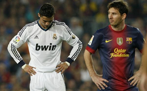 ¿Por qué Messi y Ronaldo le regalaron a Rivaldo sus camisetas del último clásico español?