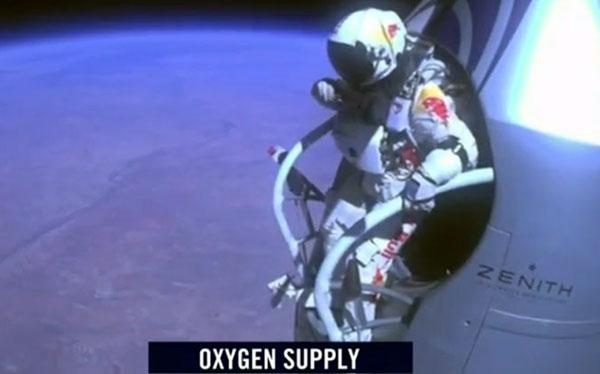 Felix Baumgartner: los récords que batió con su salto desde la estratósfera