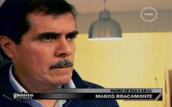 """Padre de Ariel y Eva Bracamonte: """"Él está empeñado en una misión de odio"""""""