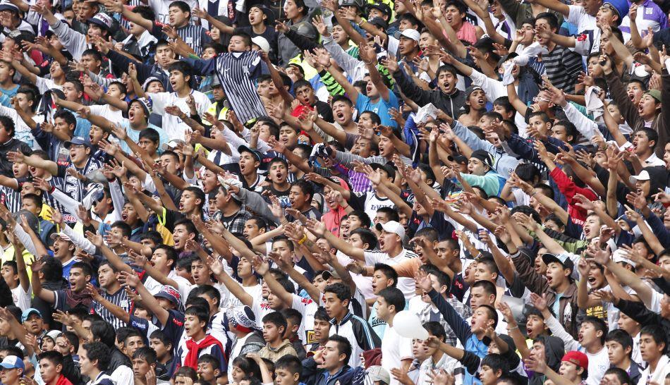 FOTOS: las mejores imágenes del triunfo de Alianza Lima sobre la 'U' en el clásico de la paz