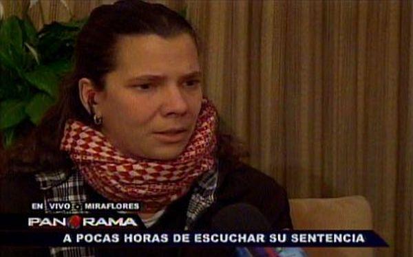 Liliana Castro cree que hoy será condenada por muerte de Myriam Fefer