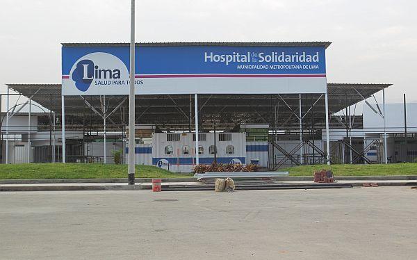 Pacientes afectados por huelga de médicos pueden ir a Hospitales de la Solidaridad