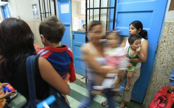 Niños menores de 3 años serán incluidos automáticamente en el SIS