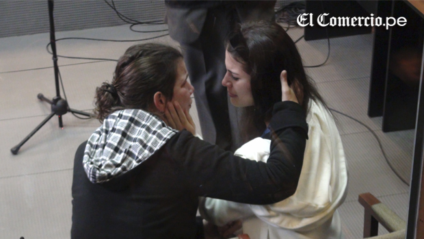 VIDEO: la sentencia de Eva Bracamonte y Liliana Castro