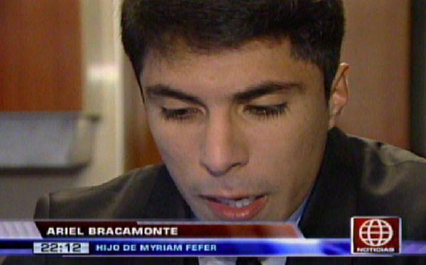 """Ariel Bracamonte: """"Agradezco a la sala por una condena ejemplar"""""""