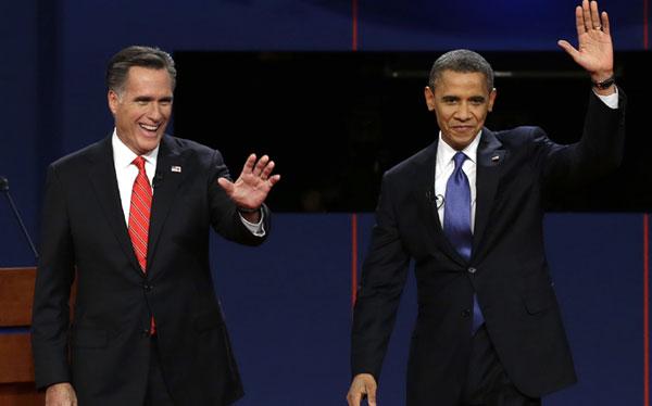 Debate Obama-Romney: los retos de los candidatos a la presidencia de Estados Unidos
