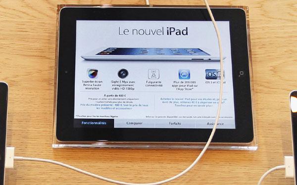 iPad mini: Apple envió invitaciones para presentación de un nuevo producto