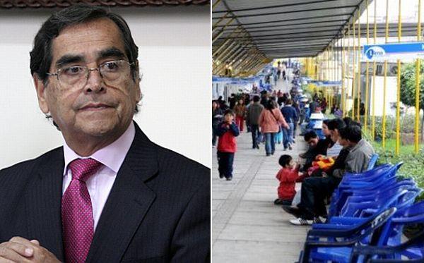 """Presidente de Hospitales de la Solidaridad: """"No hemos colapsado con afiliados al SIS"""""""