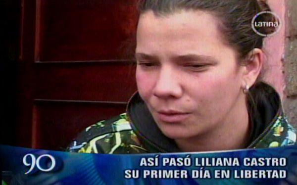 """""""Temo que Eva quiera atentar contra su vida"""", afirma Liliana Castro"""