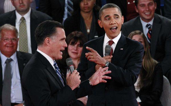 Obama le ganó a Mitt Romney en el segundo debate, según encuestas