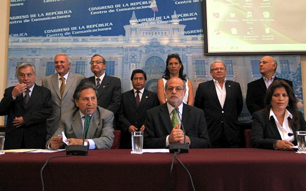 Perú Posible busca vetar el consenso logrado para elegir a defensor del Pueblo