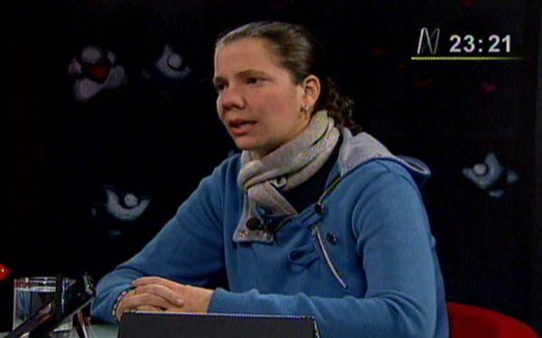 Eva Bracamonte reniega de su destino en la cárcel, afirmó Liliana Castro