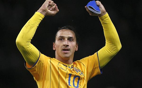 Arenga de Ibrahimovic a sus compañeros condujo a empate heroico ante Alemania